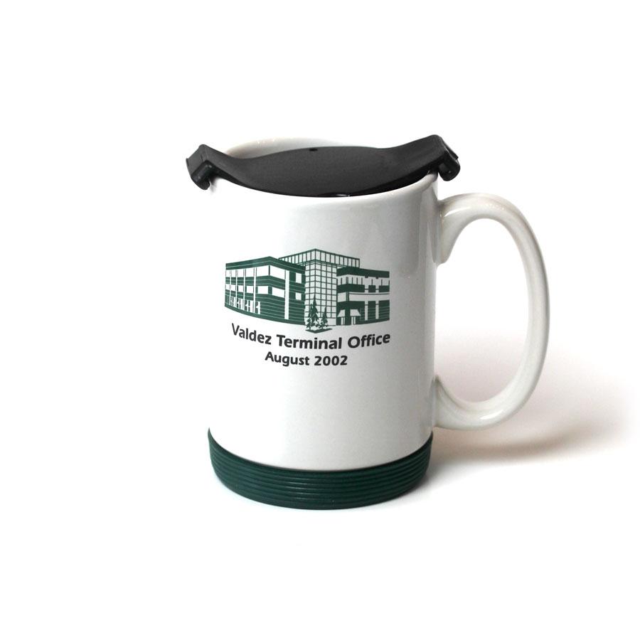 office mug. 4 3/4\u2033 High [LNM] Office Mug